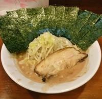 「のりラーメン \800」@麺屋 御神本の写真