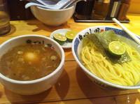 「つけ麺」@つじ田 飯田橋店の写真
