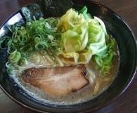 「豚骨醤油ラーメン」@麺屋えびすの写真