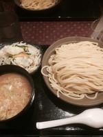 「野菜つけ麺《大盛》」@三ツ矢堂製麺 大森店の写真