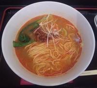 「担々麺:258円」@日清ラ王 袋麺屋の写真