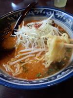 「小樽濃厚味噌(手打麺)890円」@小樽らーめん豆の木の写真