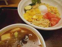 「夏麗つけ麺」@麺匠あじゃりの写真