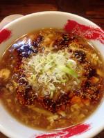 「酸辣湯麺」@つけ麺処 くっちゃいな 環七通り店の写真