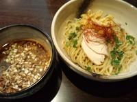 「8月限定鯵煮干しつけそば並800円限定15食」@つけそば 麺彩房 五反田店の写真