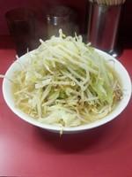「ラーメン(ニンニク・カラメ)」@ラーメン二郎 ひばりヶ丘駅前店の写真