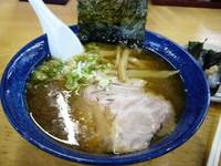 「醤油ラーメン」@らーめん初代の写真
