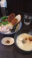「11日〜13日限定  シノソワーズ  880円」@麺処 ほん田 nijiの写真