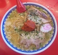 「赤湯からみそラーメン:780円」@龍上海 赤湯本店の写真