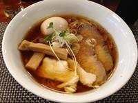 「特製 鶏そば (1,000円)」@らぁ麺 やまぐちの写真
