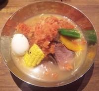 「【限定】 武蔵式冷麺:970円」@麺屋武蔵 新宿本店の写真