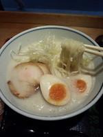 「鶏そば900円」@そば処 為治郎の写真