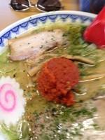 「赤湯辛味噌ラーメン」@龍上海 東根店の写真