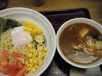 「夏麗つけ麺880円」@麺匠あじゃりの写真
