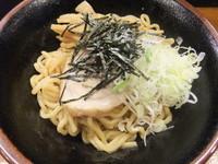 「油そば(醤油)(680円)」@麺処 六伍郎の写真