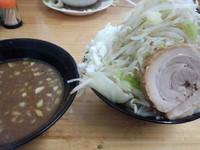 「小つけ麺730円」@ラーメン 豪麺 GO-MENの写真