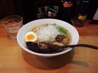 「汐ラーメン-壱」@麺や七福の写真