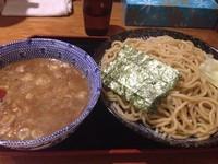 「つけ麺」@汁麺屋 胡座の写真