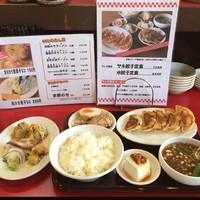 「焼き餃子定食」@301餃子の写真