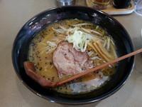 「せんじん味噌らーめん・・734円」@麺処 せんじんの写真