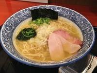 「(塩)芳醇香味そば」@麺屋 一燈 ラゾーナ川崎店の写真