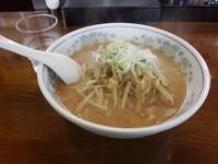 「味噌ラーメン」@北海ラーメン蝦夷の写真