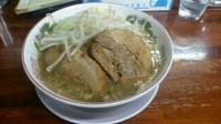 「濃厚豚骨醤油味 730円」@ラーメン 龍郎の写真