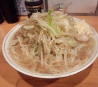 「限定(750円)(禁断の果実)ニンニク」@豚星。の写真