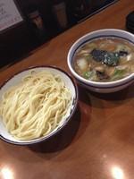 「野菜つけ麺」@板橋大勝軒なりたやの写真