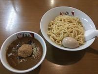 「濃厚つけ麺」@麺屋しるしの写真