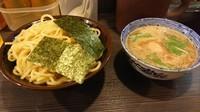 「つけめん 特盛 850円」@めん屋 桔梗 坂町店の写真