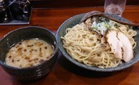 「熟成醤油つけめん」@麺処 田ぶし 高円寺本店の写真