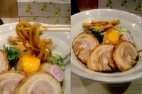 「油そば780円+半肉増し150円」@麺場 風天の写真