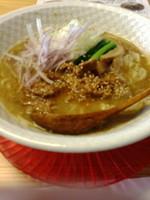 「牛骨らーめん 中太麺 こってり」@麺榮 王様のラーメンの写真