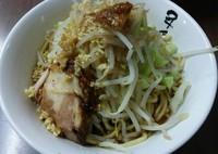 「じろべえラーメン 650円」@つけ麺 千兵衛の写真