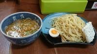 「焼き味噌つけ麺」@坦々つけ麺 ごまゴマの写真