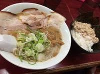 「にぼちゅう」@にぼshin. 弘前店の写真