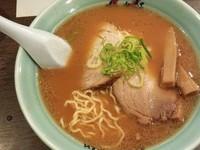 「醤油ラーメン」@梅光軒 札幌ら〜めん共和国店の写真