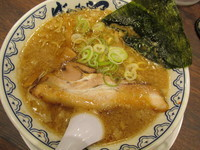「ばんから 「700円」」@東京豚骨拉麺 ばんから 東大宮店の写真