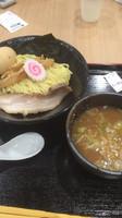 「濃厚味玉もりそば  950円」@茨城大勝軒の写真