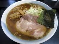 「煮干しラーメン 670円」@煮干しらーめん ○五食堂の写真