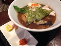 「限定 秋味(醤油)」@麺や 蒼 AOIの写真