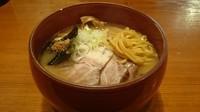 「濃厚チャーシュー麺」@麺道 ともよし 東三国店の写真