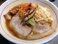 「煮干しラーメン【醤油】 ¥700」@らぁ麺 つけ麺奉行 てっぺんの写真