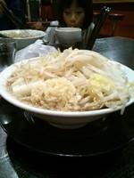 「特製ラーメン(ニンニク)」@麺屋けんしんの写真