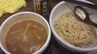 「つけ麺 750円」@なな月の写真