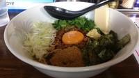 「台湾まぜそば+バター(クーポンサービス)+追い飯」@麺屋  味噌壱の写真