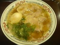「醤油とろ玉ラーメン」@丸醤屋 イオンモール各務原店の写真