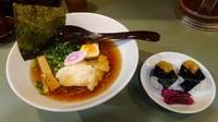 「名古屋定食(1,280円)醤油」@なご家の写真