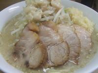 「塩ラーメン+豚増し 700円+100円」@ラーメンいつきの写真